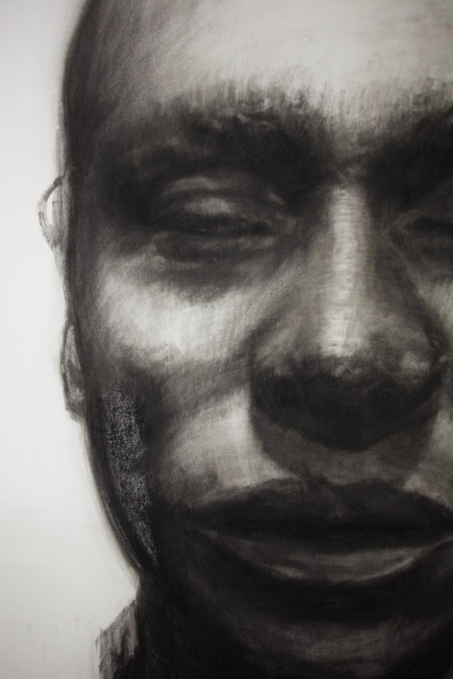 art kristone drawing portraiture
