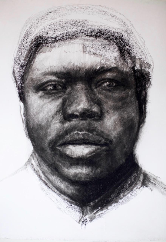 Kristone Capistrano Exhibition Melbourne Forgotten Faces Art